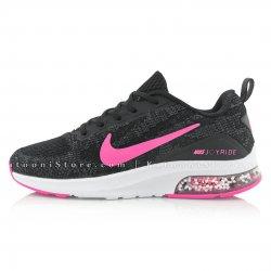 کفش اسپرت و کتونی نایک زوم پگاسوس فلاینیت ( مشکی صورتی ) - Nike Zoom Pegasus Flyknit ( Black Pink )