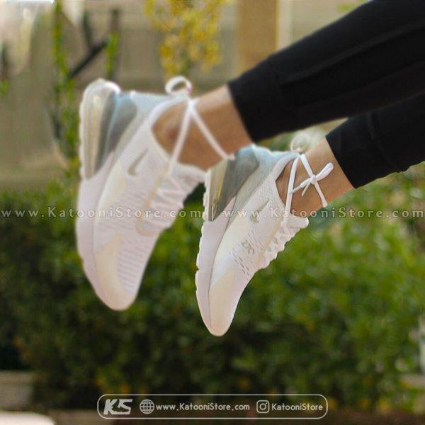 کفش اسپرت نایک ایرمکس ۲۷۰ فلاینیت - Nike Air Max 270 Flyknit
