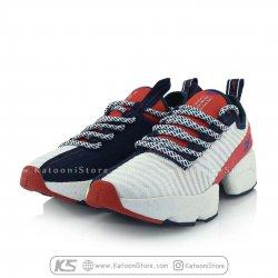 کفش اسپرت و کتونی ریباک سول فیوری ایکس بوست ( سفید آبی قرمز ) - Reebok Sole Fury X Boost ( White Blue Red )