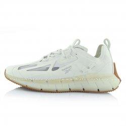 کفش اسپرت و کتونی ریباک زیگ کینتیکا کانسپت ( سفید قهوه ای ) - Reebok Zig Kinetica Concept Type 1 TR ( White Brown )