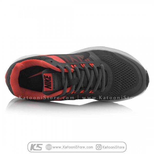 کفش اسپرت و کتونی نایک ایر رلنتلس ۵ ام اس ال ( خاکستری نارنجی ) - Nike Air Relentless 5 MSL (Grey Orange)