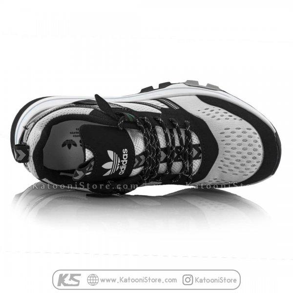 کفش اسپرت و کتونی آدیداس تیوبلر شادو ( سفید مشکی ) - Adidas Tubular Shadow Knit (White Black )