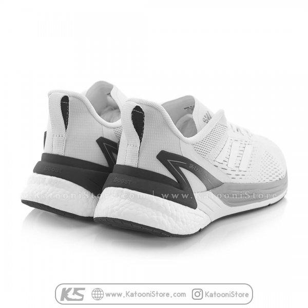 کفش اسپرت آدیداس ریسپانس سوپر خاکستری سفید - Adidas Response Super White Grey