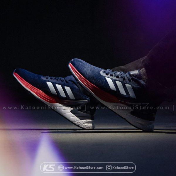 کفش اسپرت آدیداس ریسپانس سوپر سورمه ای قرمز - Adidas Response Super ( Dark blue Red )