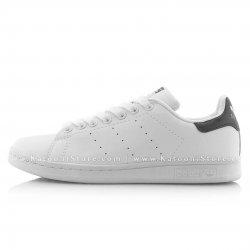 کفش اسپرت و کتونی آدیداس استن اسمیت ( سفید سرمه ای ) - Adidas Stan Smith ( White Dark Blue )