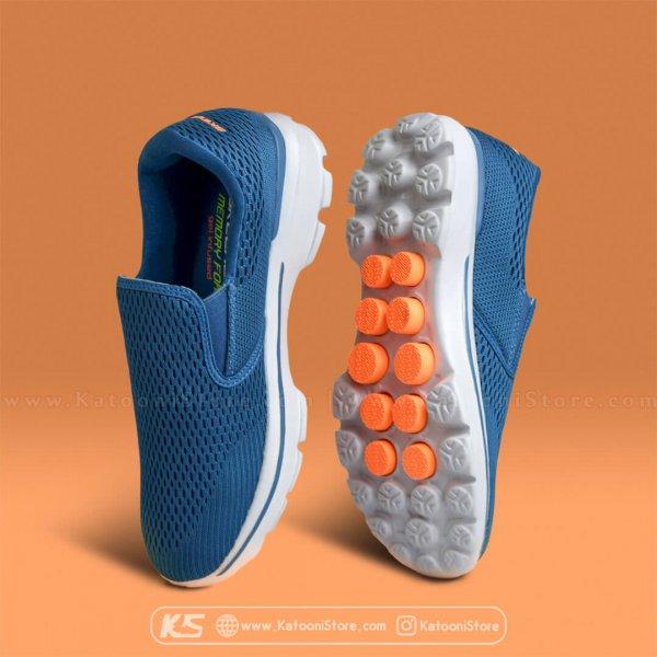 کفش اسپرت اسکیچرز گو واک 3 گوگا پیلرز - Skechers GoWalk 3 Goga Pillars