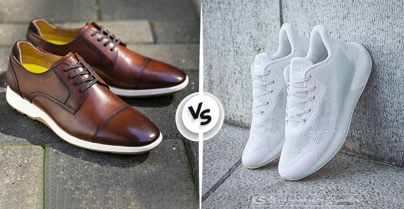 کتونی یا کفش معمولی