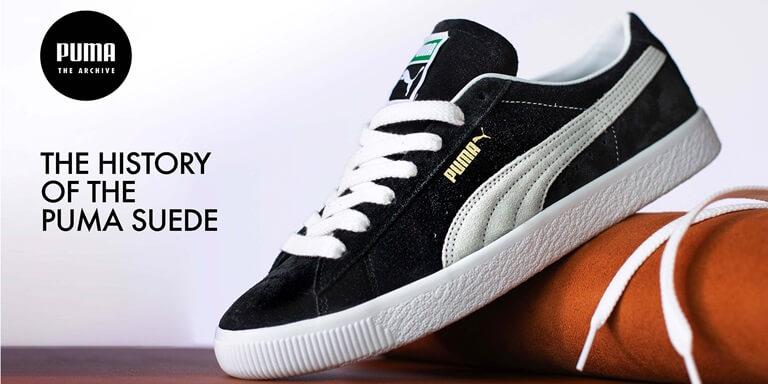 انواع کفش پوما