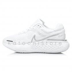 کفش اسپرت و کتونی نایک زوم ایکس اینوینسیبل ( تمام سفید ) - Nike ZoomX Invincible Run Flyknit ( Full White )