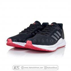 آدیداس ماراتن ( مشکی سفید قرمز ) - Adidas Marathon 16 TR ( Black White Red )