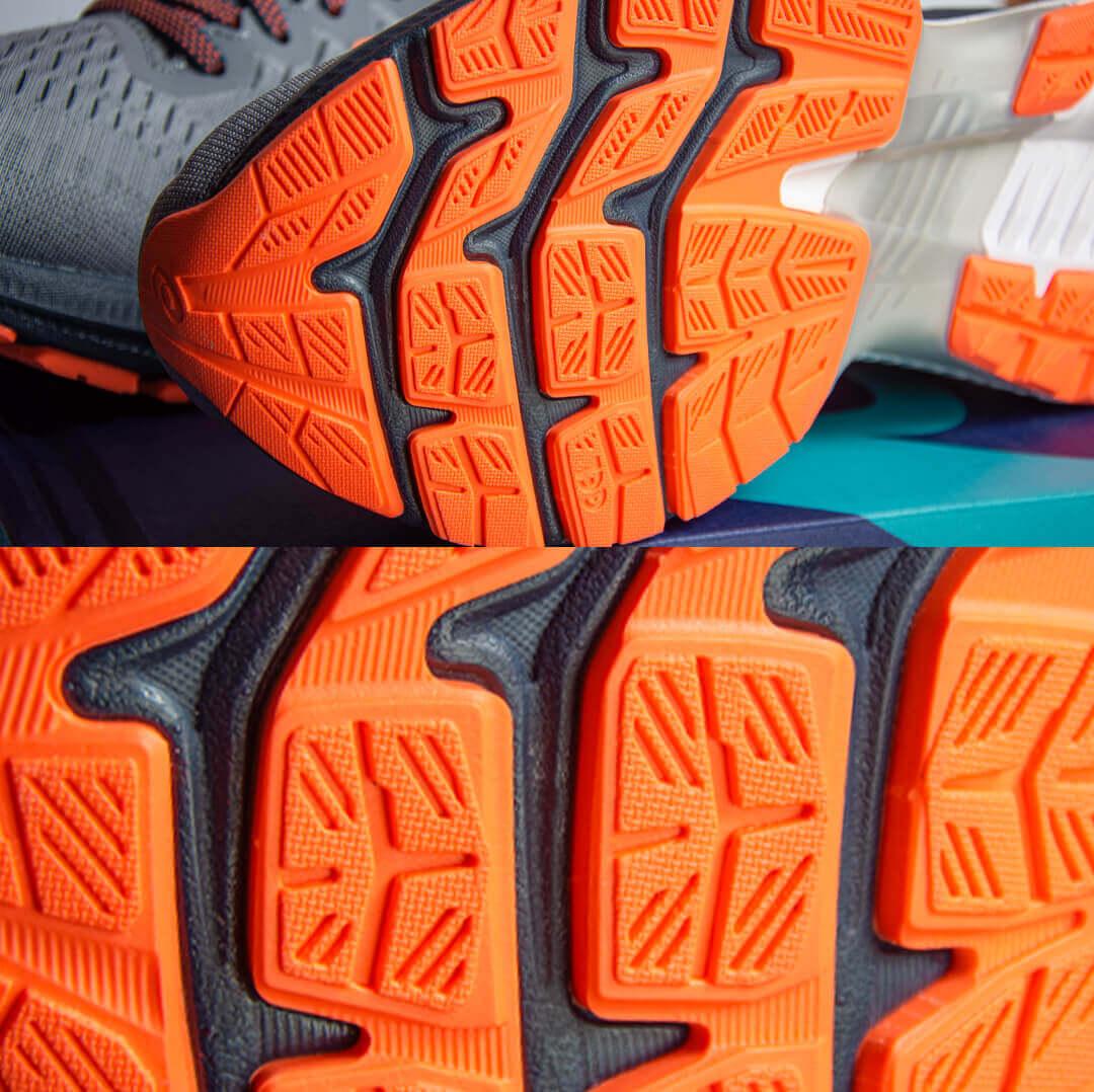 تصویر مایکرو از کتونی اسیکس ژل کایانو ۲۷ - Micro Zoom photos of Asics GEL Kayano 27